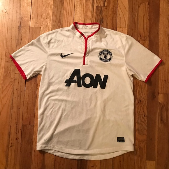 Nike Tops - Manchester United Nike Jersey